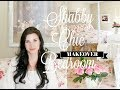 🌹MY SHABBY CHIC BEDROOM🌹MAKEOVER ROOM TOUR