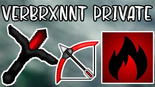 VERBRXNNT PRIVAT PACK By Blaze Minecraft PVP Texture Pack Resource Pack 1.7.2/1.7.10/1.8