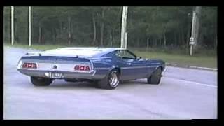 1971 Boss 351 Mustang - 351 Cleveland