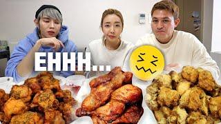 WHY IS THIS KOREAN FRIED CHICKEN SO POPULAR? | Mukbang Vlog