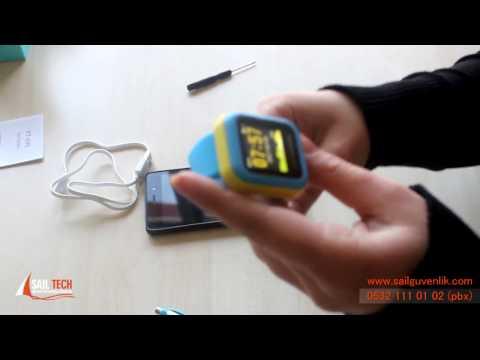 Çocuk Takip Cihazı (Akıllı Çocuk Kol Saati) - Sail Güvenlik 299 TL