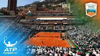 Nadal, Djokovic & Simon in Top Five Hot Shots | Monte-Carlo Rolex Masters 2017 Highlights