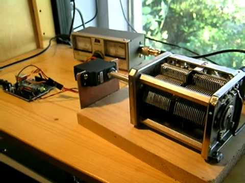 Automatic antenna tuner using an Arduino – Ernest Neijenhuis PA3HCM