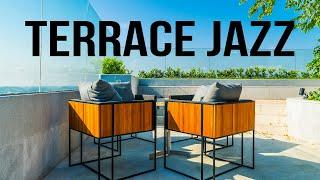 Relax Music - Weekend Terrace Jazz - Easy Seaside Jazz To Relax, Work & Study