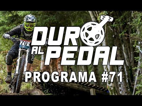 DURO AL PEDAL - PROGRAMA 71 - 24/12/2016