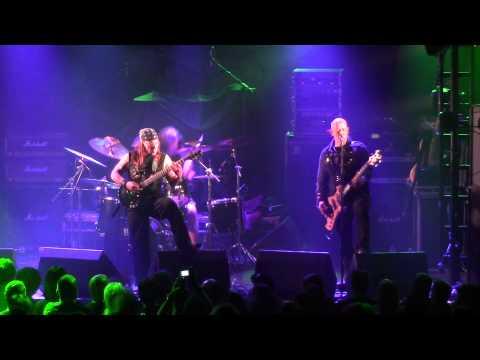 M PIRE of EVIL feat  Mantas ex Venom @ The Electric Ballroom London 01 02 2015 p1