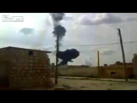 Syrian shot down a military helicopter