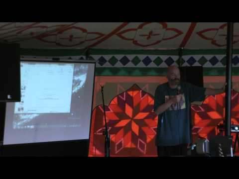 TruthJuice Gathering 2013 - John Byde - Implosion, Cymatics, Zero Point energy