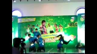 Download DF Crew in 7up audition 2013 MP3 song and Music Video