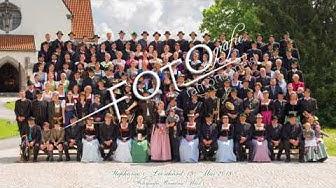Hochzeit Gruppenfoto Bad Wiesse am Tegernsee
