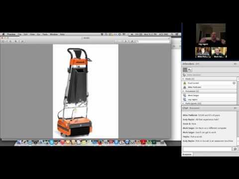 Webinar - Reg Rogers - Brush Pro/GLS/CRB/Brush Encap and more