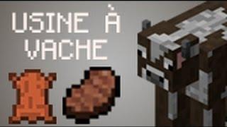 TUTO - Usine a vache - Minecraft Xbox/Ps3 TU14 [FR]