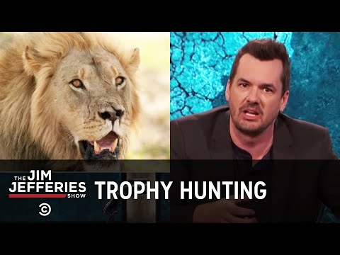 Xanda the Lion and the Bloodlust of Trophy Hunters  The Jim Jefferies Show