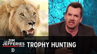 Xanda the Lion and the Bloodlust of Trophy Hunters - Comedy Central