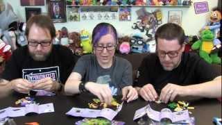 Toy Brief 103 : Lego Friends Challenge Squirrel Turtle Cat