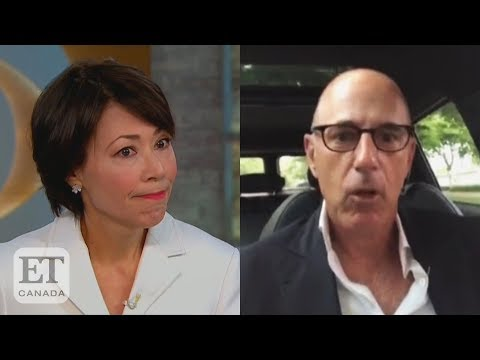 Randi West - Ann Curry warned NBC before the scandal about Matt Laurer