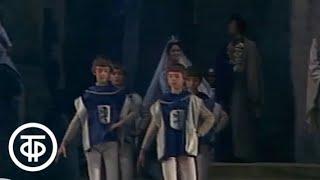 А.Глазунов. Раймонда. И.Колпакова, С.Бережной. Raymonda. Mariinsky theatre (1980)