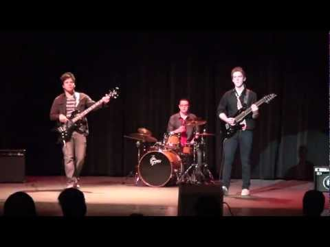 Green High School Talent Show - Brain Stew/Jaded