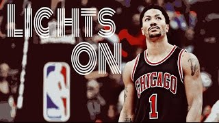 Derrick Rose- Lights On- 2016 Mix [HD]