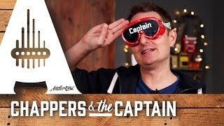 The Captains Blindfold Strat Challenge!! Andertons Music Co. Video