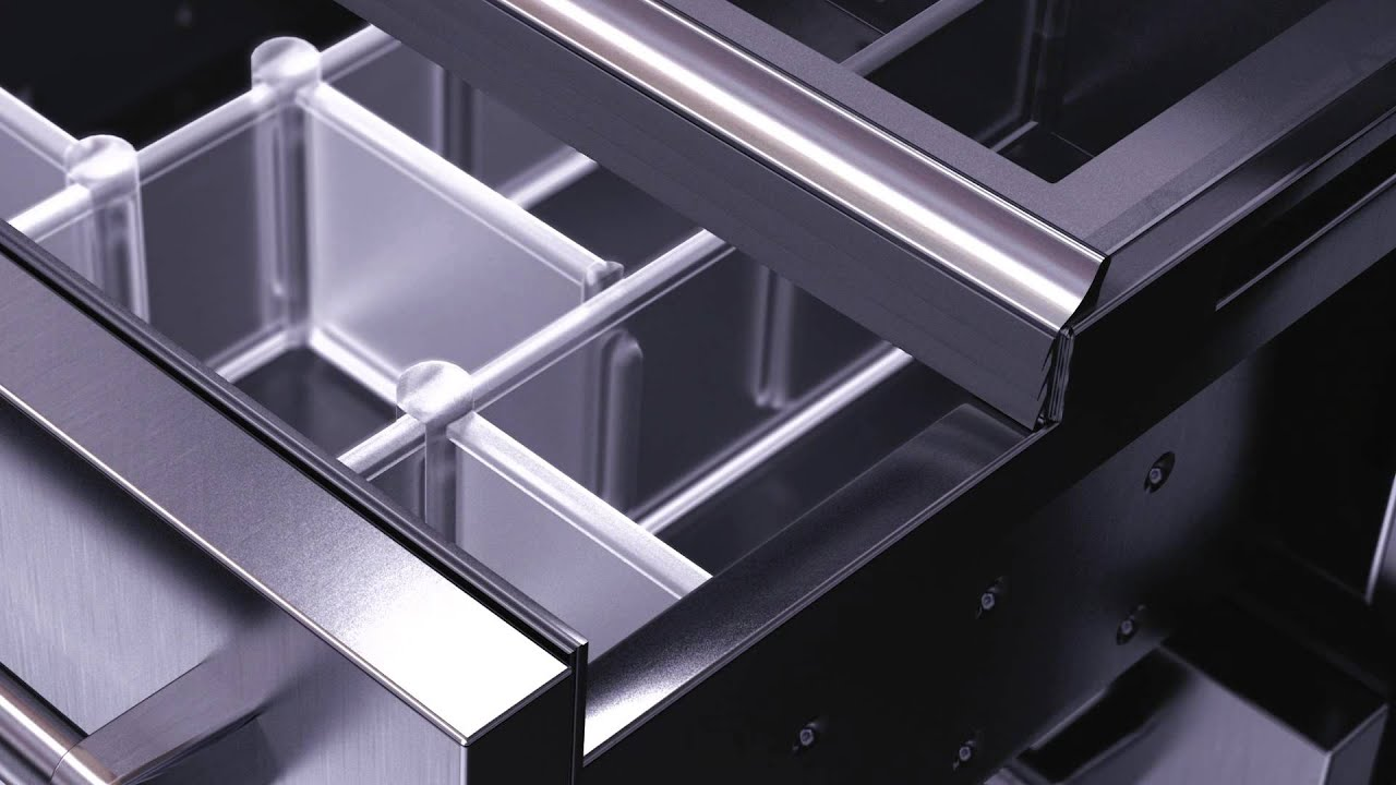 Sub Zero Pro 48 Refrigerator 648pro 648prog Tasco Product Showcase