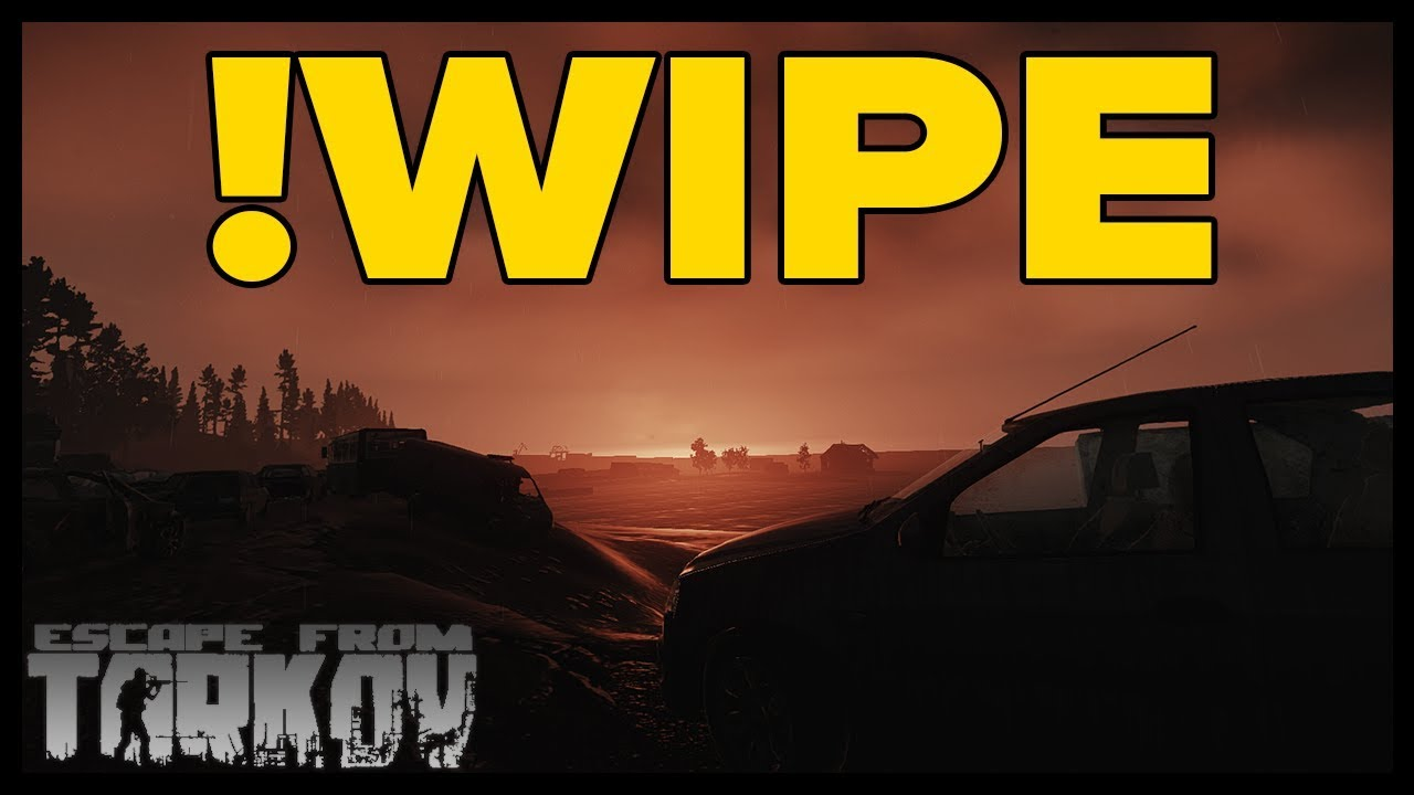 The Wipe!!! || Escape from Tarkov Parody Cover Song