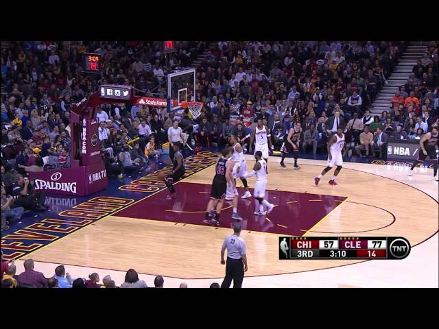 Top 10 NBA Plays: January 19th