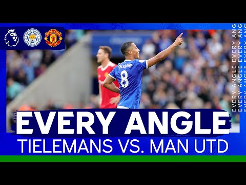 Youri's Stunning Effort Against United | Every Angle