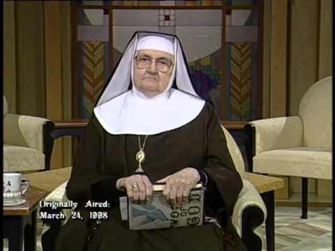 Mother Angelica Live Classics - 2014-03-25 - The Annunciation