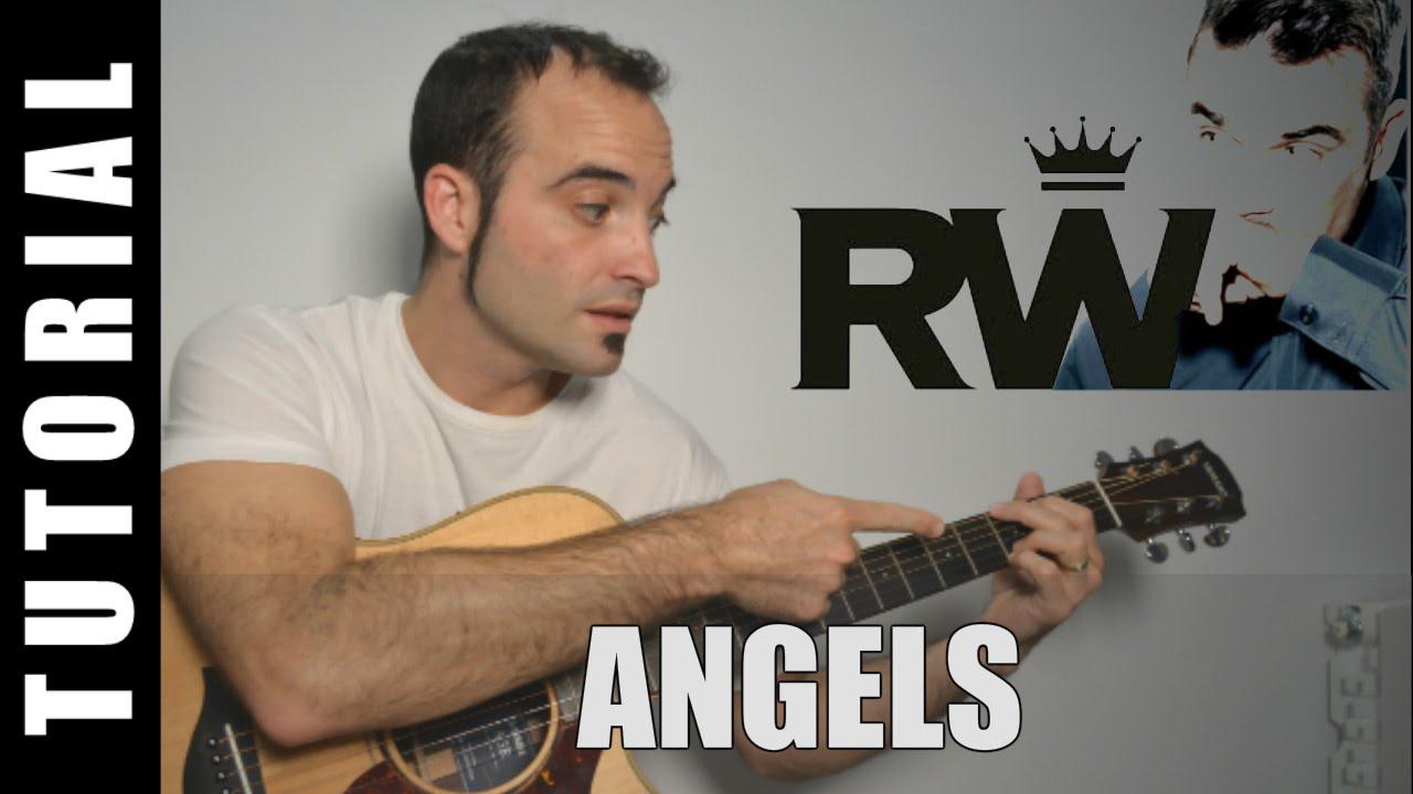robbie williams angels lyrics pdf