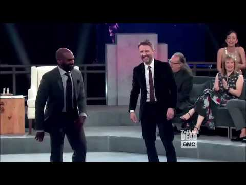 Khary Payton  Talking Dead at Greek Theatre  Stealing the