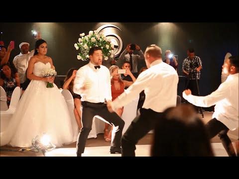 Newlyweds Treated to Unforgettable Wedding Haka (Storyful, Inspiring)