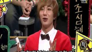 Leeteuk's story about SNSD and farts - Stafaband