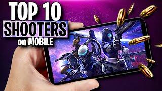 Top 10 Best Moḃile Shooting Games