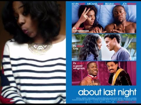 DiiMpZ Movie Review: About Last Night Movie ** NO SPOILERS **