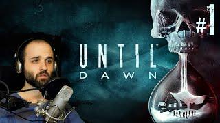Until Dawn #1 | PRIMER CONTACTO | Gameplay Español
