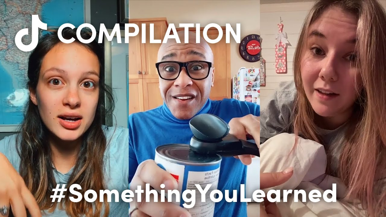 Something You Learned   Compilation   TikTok