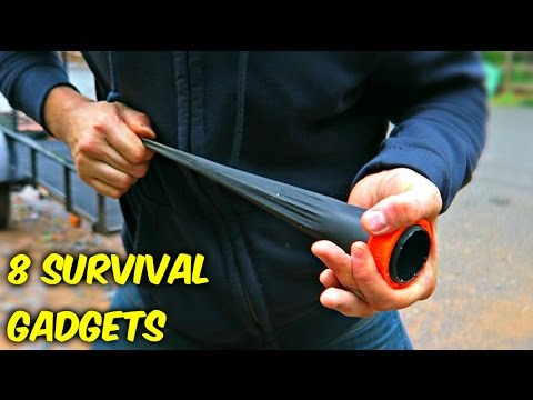 Thumbnail: 8 Survival Gadgets Put to the Test