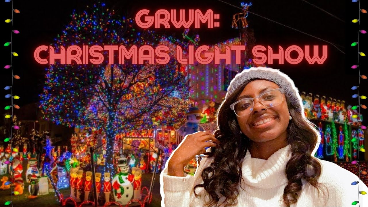 Grwm Christmas Lights Show Vlogmas Day 5 Youtube We know there's something for everyone's musical taste, whether you prefer a classic cover or love to listen to new holiday hits. youtube