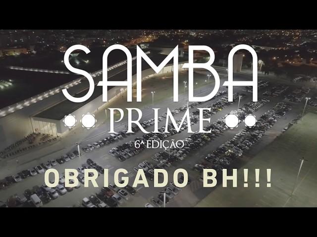 SAMBA PRIME 2017 - 6ª EDIÇÃO