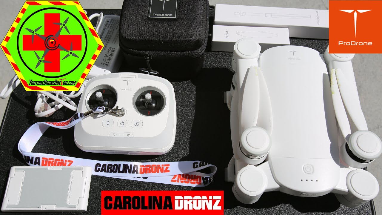 Prodrone GDU Byrd Standard Quick Review