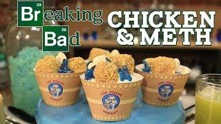 Breaking Bad Chicken & Meth Feast Of Fiction S3 Ep14