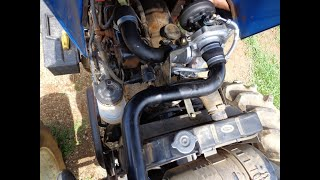 TT3840 TURBINADO COM PENTE NA TURBINA - TT3840 TURBO - NEW HOLLAND TT3840 TURBINADO