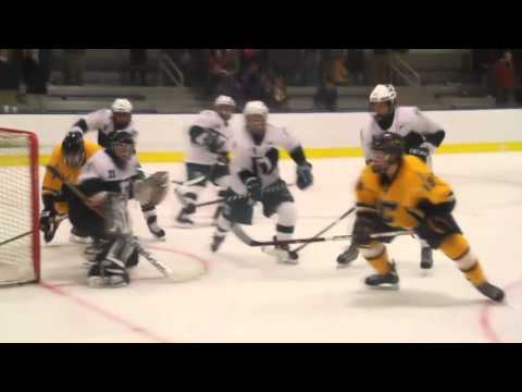 2012-13 Varsity Hockey : Choate Sweeps Deerfield