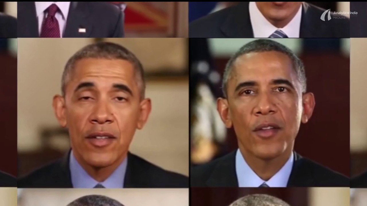 Barack Obama Slams 'Deepfake' Technology Used to Alter His Voice [WATCH]