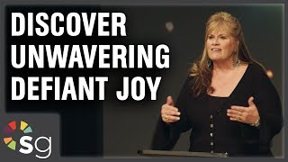 Unwavering: Living with Defiant Joy - Session 1 Preview - Video Bible Study with Stasi Eldredge