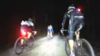 Gainesville Florida GCX Worlds Night Time Ride - February 10, 2015 - Available in HD!