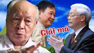 Giải mã bí ẩn kinh hoàng nhà báo Bùi Tín nắm giữ về vụ Trịnh Xuân Thanh khiến Trọng lú hoảng loạn