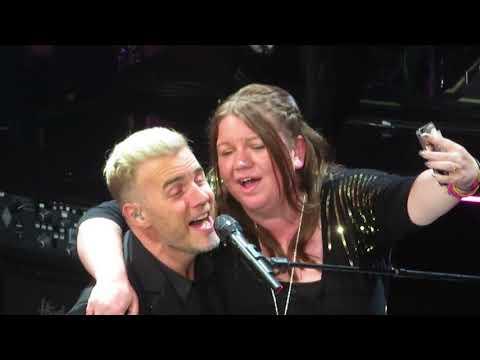 Gary Barlow, Royal Concert Hall Nottingham, Fri 25 May 18
