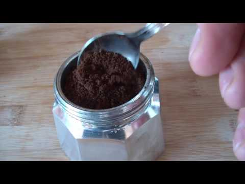 Italian Coffee Maker, How To Make Espresso Coffee